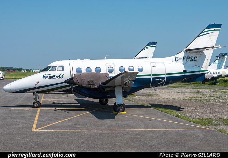 Pierre GILLARD: Pascan Aviation &emdash; 2018-617470