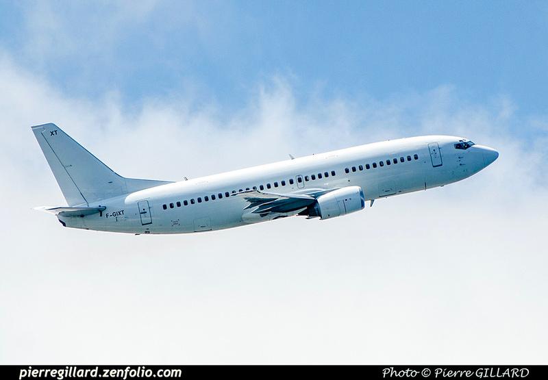 Pierre GILLARD: ASL Airlines &emdash; 2018-707031