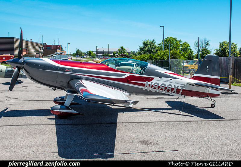 Pierre GILLARD: Private Aircraft - Avions privés : U.S.A. &emdash; 2018-617402