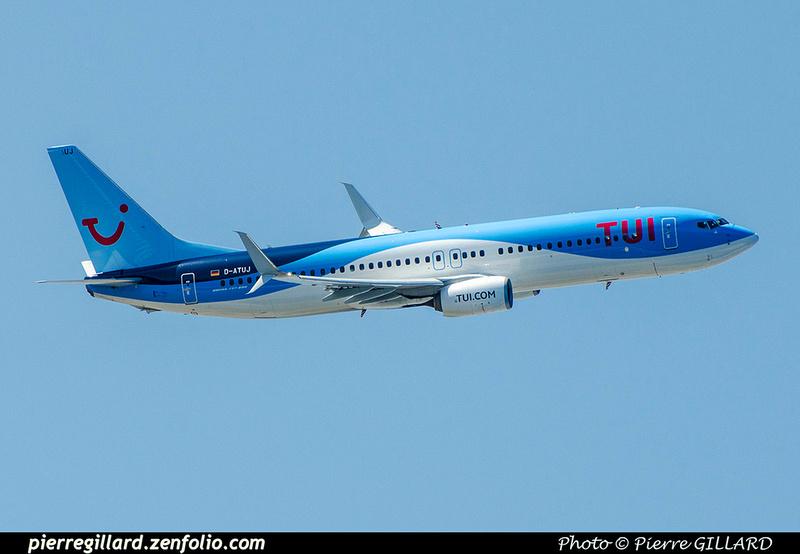 Pierre GILLARD: TUI Fly &emdash; 2018-707278