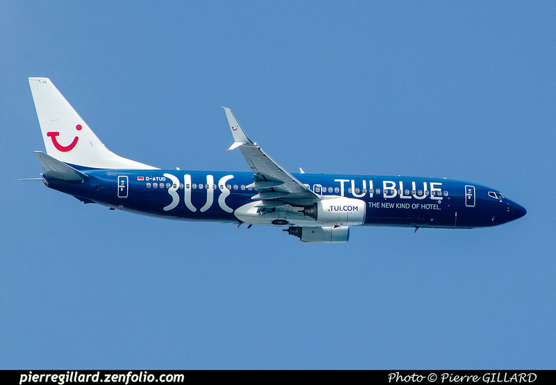 Pierre GILLARD: TUI Fly &emdash; 2018-707212