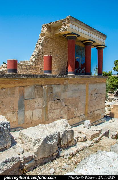 Pierre GILLARD: Crète - Knossos (Κνωσός) &emdash; 2018-523648