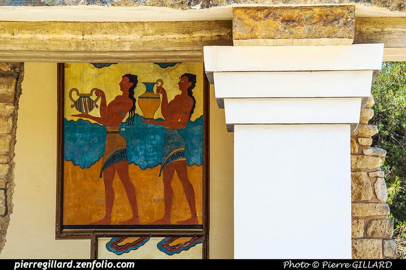 Pierre GILLARD: Crète - Knossos (Κνωσός) &emdash; 2018-523687
