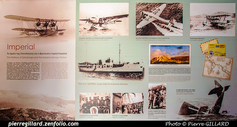 Pierre GILLARD: Greece : Spinalonga Fortress &emdash; 2018-523768