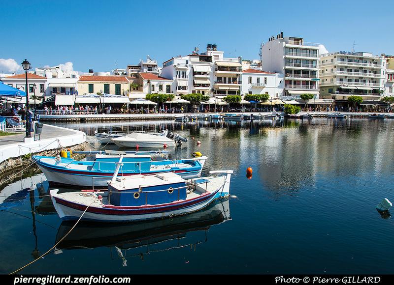 Pierre GILLARD: Crète - Ágios Nikólaos (Άγιος Νικόλαος) &emdash; 2018-523795
