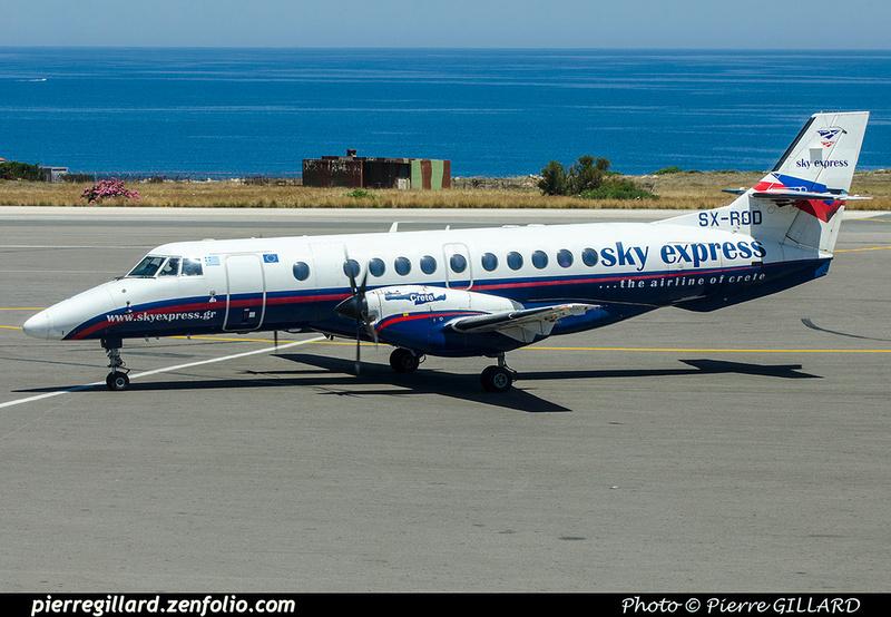 Pierre GILLARD: Sky Express &emdash; 2018-707378