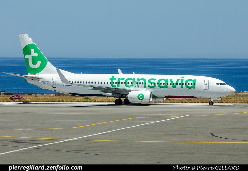 Pierre GILLARD: Transavia &emdash; 2018-707357