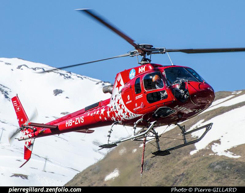 Pierre GILLARD: Air Zermatt : 2018-05-18 - Zermatt &emdash; 2018-707437