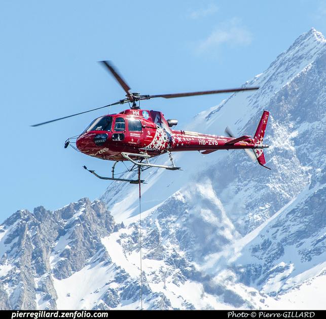 Pierre GILLARD: Air Zermatt : 2018-05-18 - Zermatt &emdash; 2018-707527