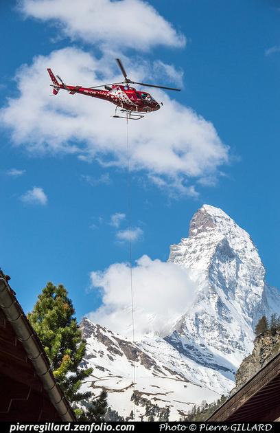 Pierre GILLARD: Air Zermatt : 2018-05-18 - Zermatt &emdash; 2018-523992