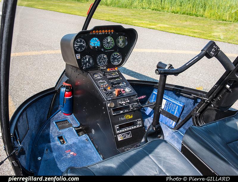 Pierre GILLARD: Canada - HelicoStore &emdash; 2018-617492