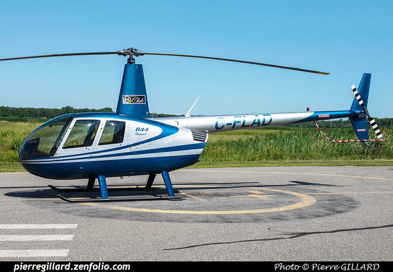 Pierre GILLARD: Canada - HelicoStore &emdash; 2018-617486