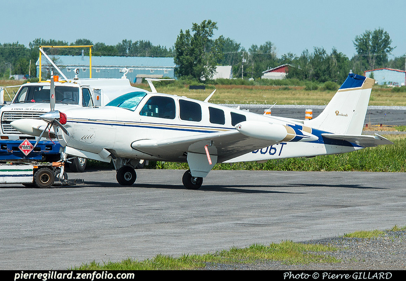 Pierre GILLARD: Private Aircraft - Avions privés : U.S.A. &emdash; 2018-421568