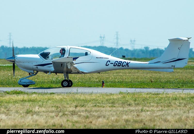 Pierre GILLARD: Private Aircraft - Avions privés : Canada &emdash; 2018-421551