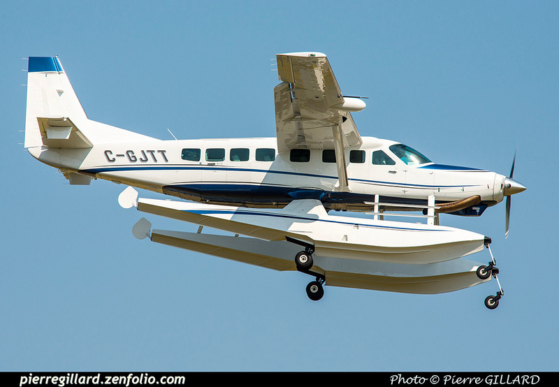 Pierre GILLARD: Private Aircraft - Avions privés : Canada &emdash; 2018-421544