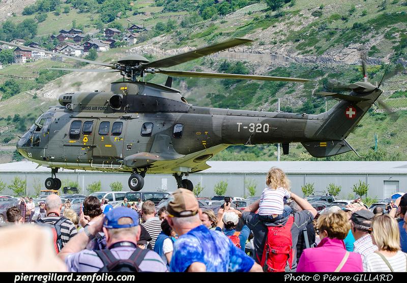 Pierre GILLARD: 2018-05-19 - 50 ans d'Air Zermatt à Rarogne (Raron) &emdash; 2018-707638