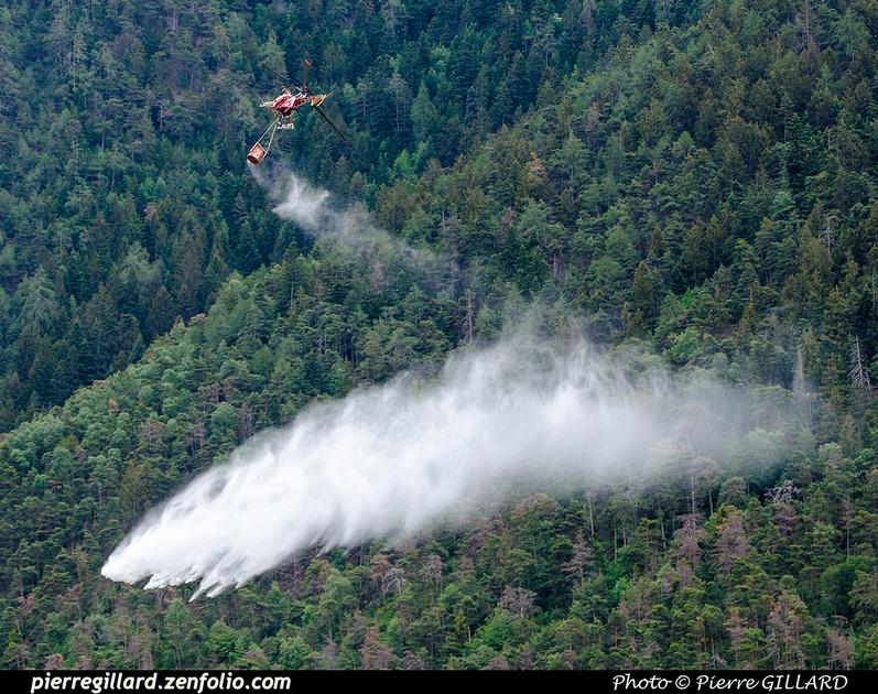 Pierre GILLARD: 2018-05-19 - 50 ans d'Air Zermatt à Rarogne (Raron) &emdash; 2018-707964