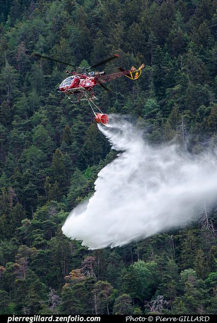 Pierre GILLARD: 2018-05-19 - 50 ans d'Air Zermatt à Rarogne (Raron) &emdash; 2018-707983