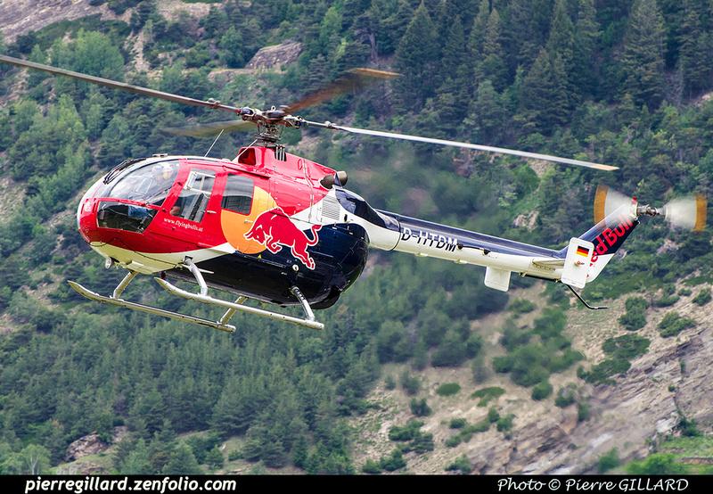 Pierre GILLARD: 2018-05-19 - 50 ans d'Air Zermatt à Rarogne (Raron) &emdash; 2018-708202