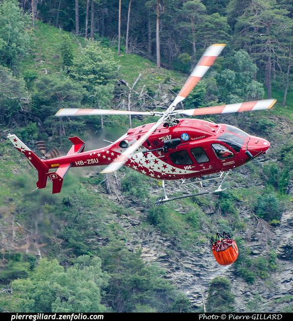 Pierre GILLARD: 2018-05-19 - 50 ans d'Air Zermatt à Rarogne (Raron) &emdash; 2018-708084