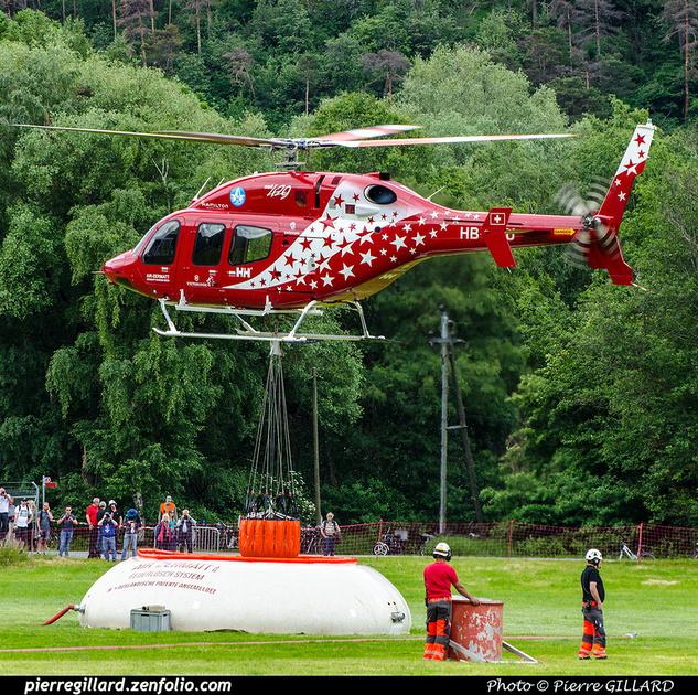Pierre GILLARD: 2018-05-19 - 50 ans d'Air Zermatt à Rarogne (Raron) &emdash; 2018-708103