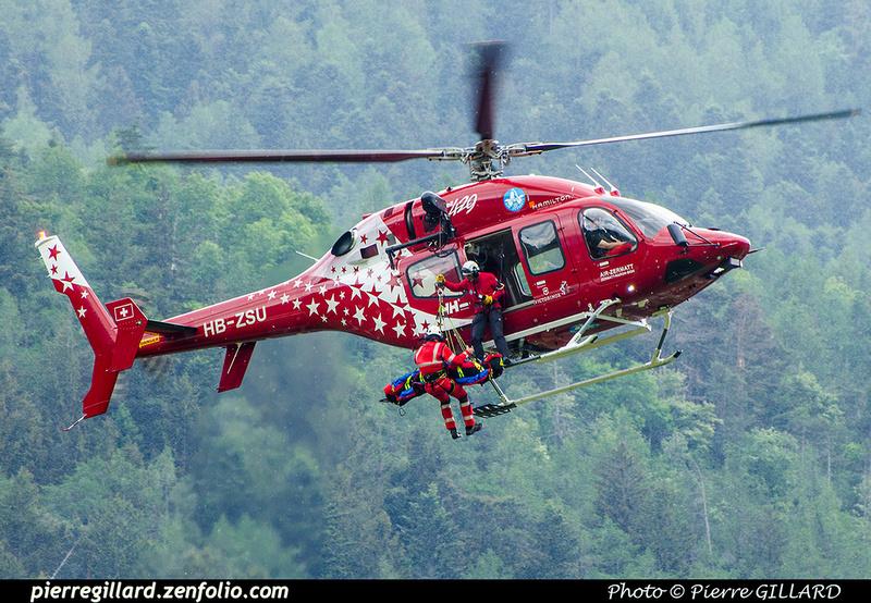 Pierre GILLARD: 2018-05-19 - 50 ans d'Air Zermatt à Rarogne (Raron) &emdash; 2018-708144