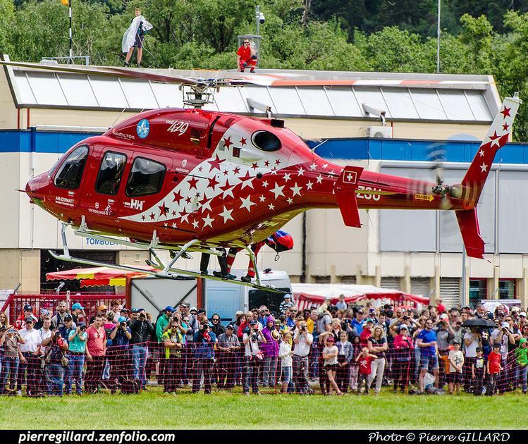 Pierre GILLARD: 2018-05-19 - 50 ans d'Air Zermatt à Rarogne (Raron) &emdash; 2018-708166