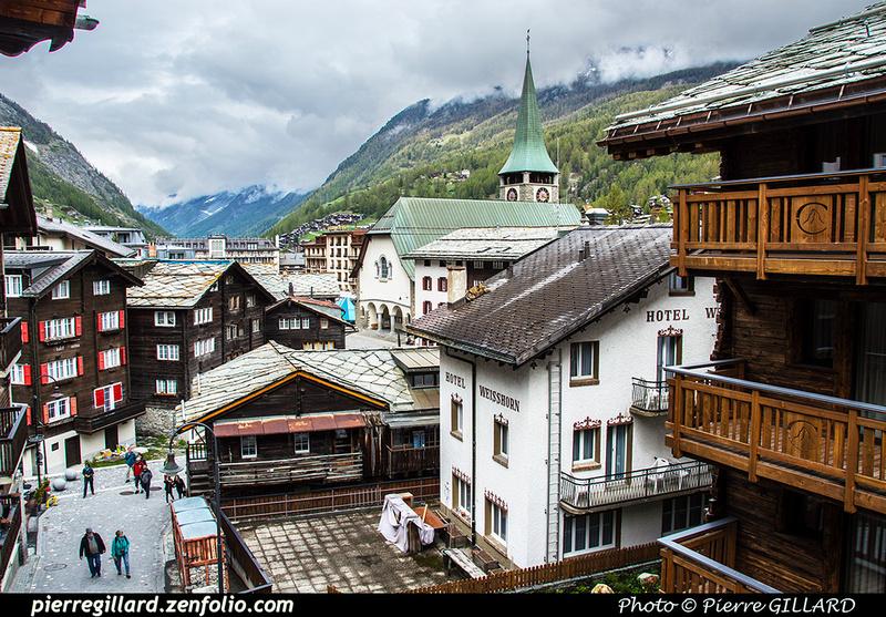 Pierre GILLARD: Zermatt &emdash; 2018-524211
