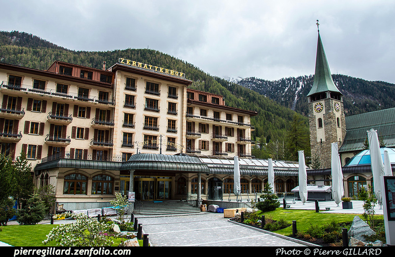 Pierre GILLARD: Zermatt &emdash; 2018-524223