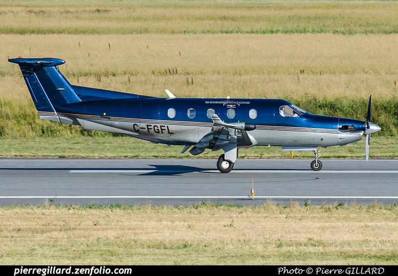Pierre GILLARD: Chrono Aviation &emdash; 2018-710447