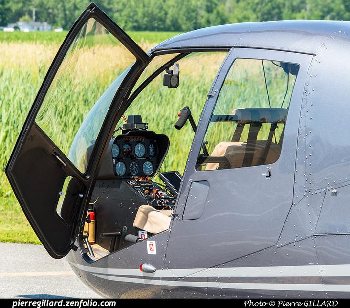 Pierre GILLARD: Canada - HelicoStore &emdash; 2018-421695