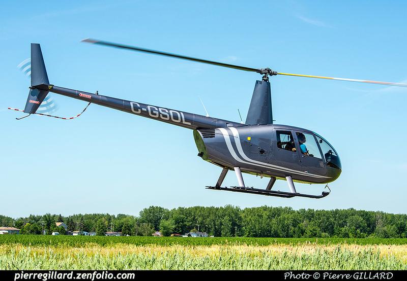 Pierre GILLARD: Canada - HelicoStore &emdash; 2018-421715
