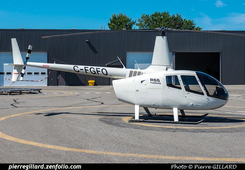 Pierre GILLARD: Canada - Helicraft &emdash; 2018-617759