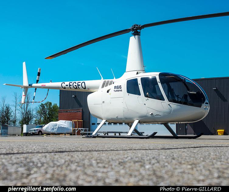 Pierre GILLARD: Canada - Helicraft &emdash; 2018-617765