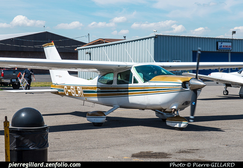 Pierre GILLARD: Private Aircraft - Avions privés : Canada &emdash; 2018-617918
