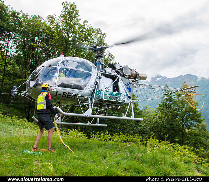 Pierre GILLARD: Italy - Star Work Sky &emdash; 2018-524304