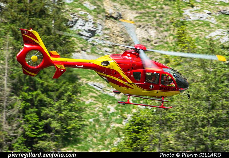 Pierre GILLARD: Air Glaciers - Lauterbrunnen &emdash; 2018-524674