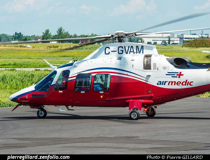 Pierre GILLARD: Canada - Airmedic &emdash; 2018-421995