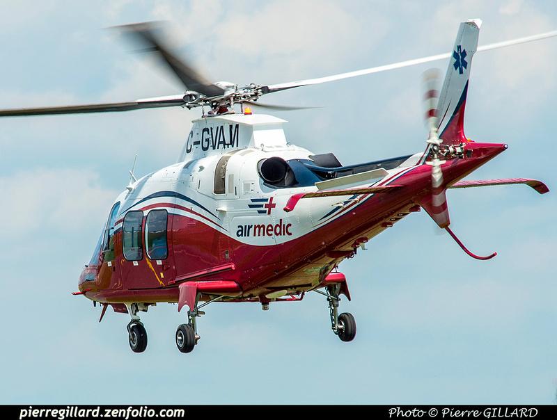 Pierre GILLARD: Canada - Airmedic &emdash; 2018-422011