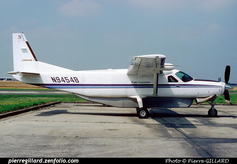 Pierre GILLARD: U.S.A. - Cessna &emdash; 024386
