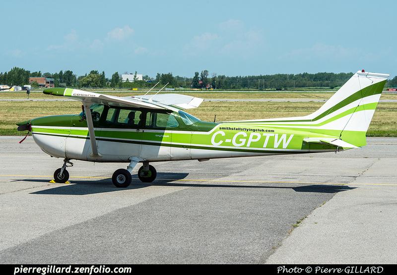 Pierre GILLARD: Smith Falls Flying Club &emdash; 2018-422280