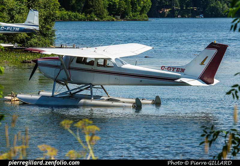 Pierre GILLARD: Private Aircraft - Avions privés : Canada &emdash; 2018-422100