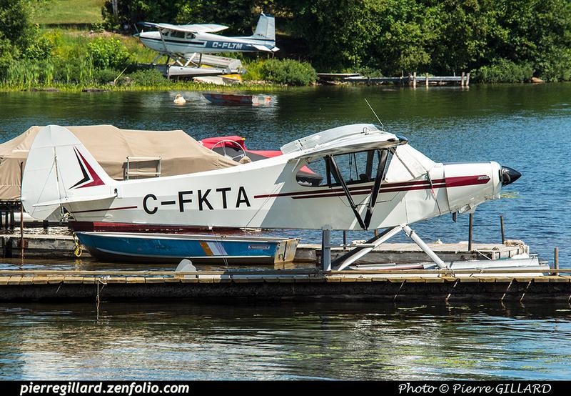 Pierre GILLARD: Private Aircraft - Avions privés : Canada &emdash; 2018-422109