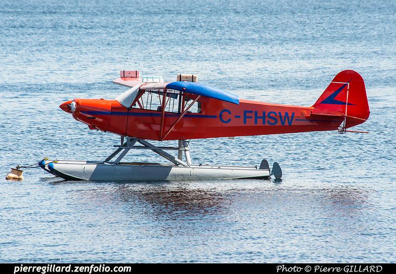 Pierre GILLARD: Private Aircraft - Avions privés : Canada &emdash; 2018-422102