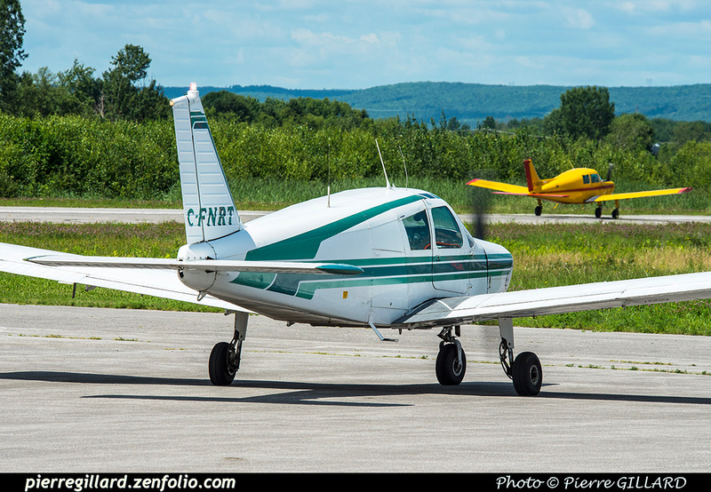Pierre GILLARD: Private Aircraft - Avions privés : Canada &emdash; 2018-422122