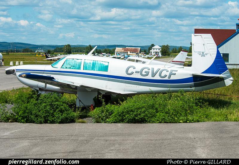 Pierre GILLARD: Private Aircraft - Avions privés : Canada &emdash; 2018-422135