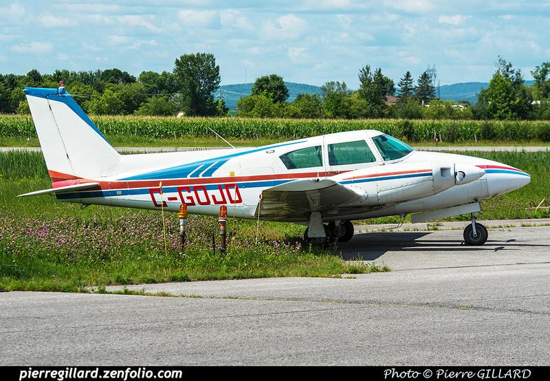 Pierre GILLARD: Académie de l'aviation de Joliette &emdash; 2018-422133