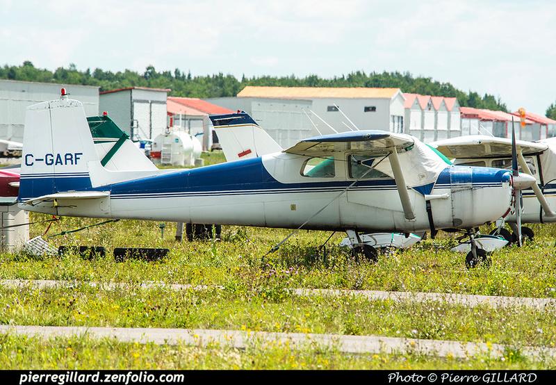 Pierre GILLARD: Private Aircraft - Avions privés : Canada &emdash; 2018-422151
