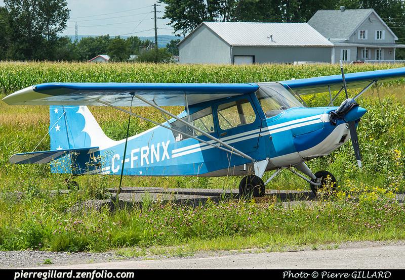 Pierre GILLARD: Private Aircraft - Avions privés : Canada &emdash; 2018-422199