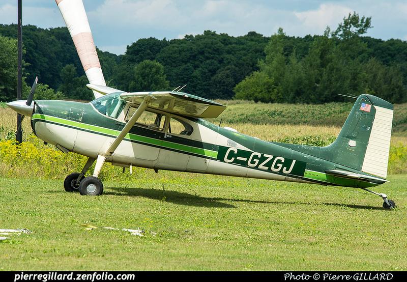 Pierre GILLARD: Private Aircraft - Avions privés : Canada &emdash; 2018-422220